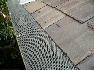 Gutter guard in Parsippany