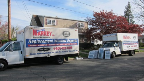 New Replacement Windows installed in Manville, NJ